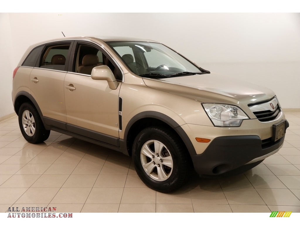 2008 VUE XE - Golden Cashmere / Tan photo #1