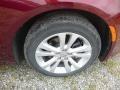 Chrysler 200 Limited Velvet Red Pearl photo #9