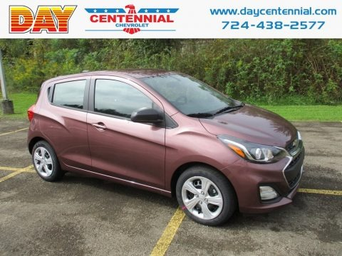 Passion Fruit 2019 Chevrolet Spark LS