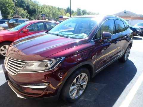 Burgundy Velvet 2017 Lincoln MKC Select AWD