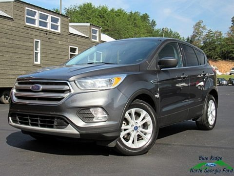Magnetic 2017 Ford Escape SE