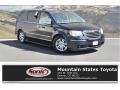 Chrysler Town & Country Limited Brilliant Black Crystal Pearlcoat photo #1