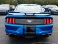 Ford Mustang EcoBoost Fastback Velocity Blue photo #4