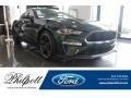 Ford Mustang Bullitt Dark Highland Green photo #1