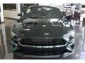 Ford Mustang Bullitt Dark Highland Green photo #2