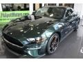 Ford Mustang Bullitt Dark Highland Green photo #3