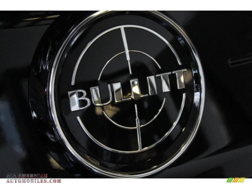 2019 Mustang Bullitt - Dark Highland Green / Ebony photo #9
