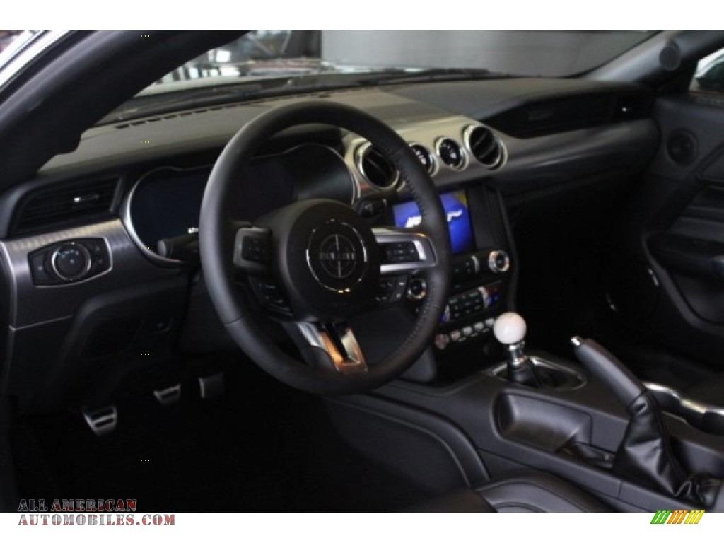 2019 Mustang Bullitt - Dark Highland Green / Ebony photo #13