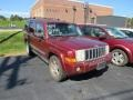 Jeep Commander Limited 4x4 Red Rock Pearl photo #4