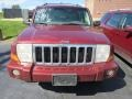 Jeep Commander Limited 4x4 Red Rock Pearl photo #5