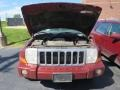 Jeep Commander Limited 4x4 Red Rock Pearl photo #6