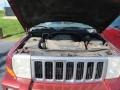 Jeep Commander Limited 4x4 Red Rock Pearl photo #7
