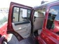 Jeep Commander Limited 4x4 Red Rock Pearl photo #18