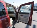 Jeep Commander Limited 4x4 Red Rock Pearl photo #21