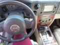 Jeep Commander Limited 4x4 Red Rock Pearl photo #27