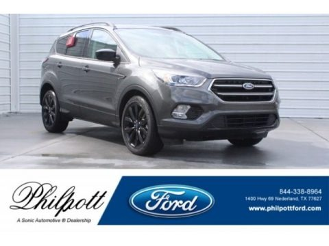 Magnetic 2018 Ford Escape SE
