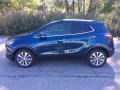 Buick Encore Preferred AWD Deep Azure Metallic photo #3