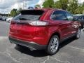 Ford Edge Titanium Ruby Red photo #5