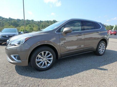 Bronze Alloy Metallic 2019 Buick Envision Essence AWD