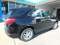 Chevrolet Equinox LS AWD Mosaic Black Metallic photo #2