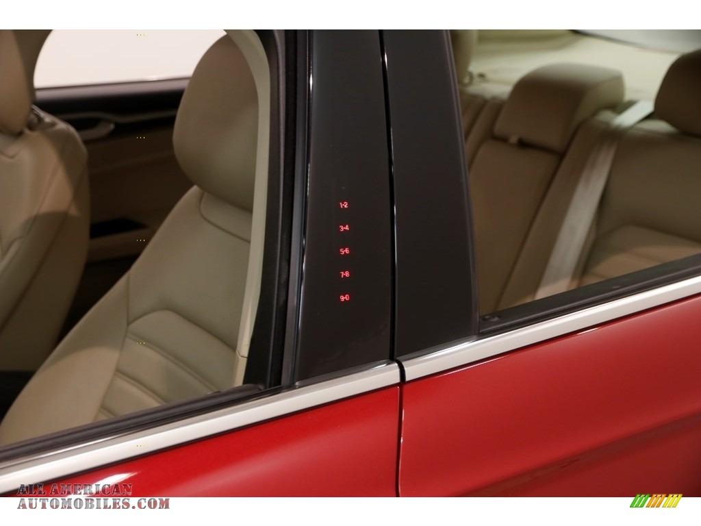 2013 Fusion SE 1.6 EcoBoost - Ruby Red Metallic / Dune photo #4