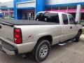 Chevrolet Silverado 1500 LS Extended Cab 4x4 Silver Birch Metallic photo #7