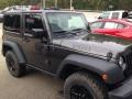 Jeep Wrangler Sport 4x4 Granite Crystal Metallic photo #12