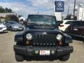 Jeep Wrangler Unlimited Sahara 4x4 Black photo #2