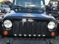 Jeep Wrangler Unlimited Sahara 4x4 Black photo #4
