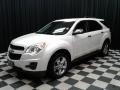 Chevrolet Equinox LT AWD White Diamond Tricoat photo #3