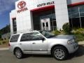 Lincoln Navigator 4x4 Ingot Silver Metallic photo #2