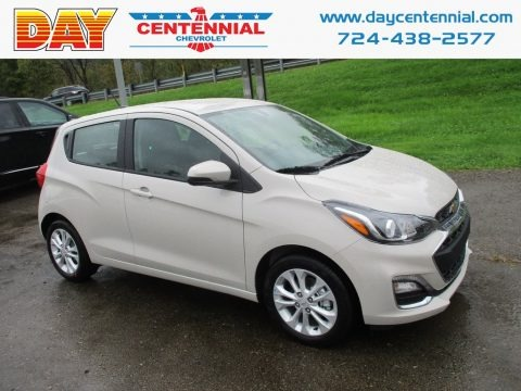 Toasted Marshmallow 2019 Chevrolet Spark LT