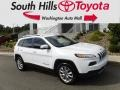 Jeep Cherokee Limited 4x4 Bright White photo #1