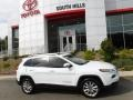 Jeep Cherokee Limited 4x4 Bright White photo #2