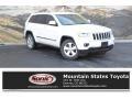 Jeep Grand Cherokee Laredo 4x4 Stone White photo #1