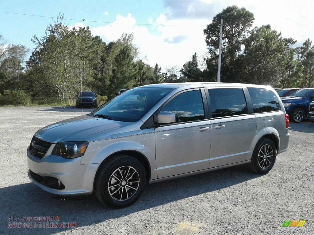 2019 Grand Caravan SXT - Billet / Black photo #1