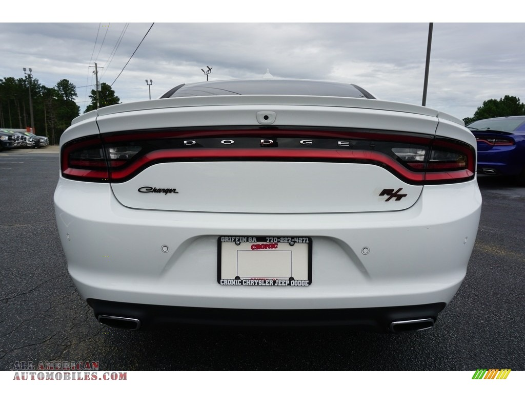 2016 Charger R/T - Bright White / Black photo #13