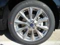 Ford Edge Titanium AWD Shadow Black photo #6
