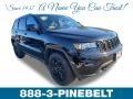 Jeep Grand Cherokee Laredo 4x4 Diamond Black Crystal Pearl photo #1