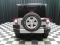 Jeep Wrangler Unlimited Sahara 4x4 Bright Silver Metallic photo #7