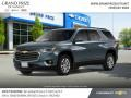 Chevrolet Traverse LT AWD Graphite Metallic photo #2