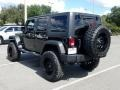 Jeep Wrangler Unlimited Sport 4x4 Black photo #3