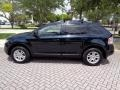 Ford Edge SEL AWD Dark Ink Blue Metallic photo #3