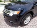 Ford Edge SEL AWD Dark Ink Blue Metallic photo #38