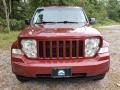 Jeep Liberty Sport 4x4 Inferno Red Crystal Pearl photo #2