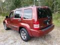 Jeep Liberty Sport 4x4 Inferno Red Crystal Pearl photo #6