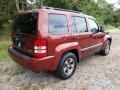Jeep Liberty Sport 4x4 Inferno Red Crystal Pearl photo #7