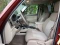 Jeep Liberty Sport 4x4 Inferno Red Crystal Pearl photo #20