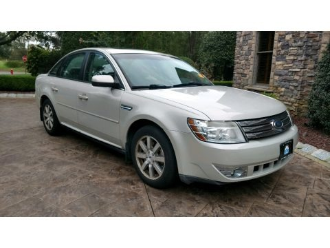 Light Sage Metallic 2008 Ford Taurus SEL