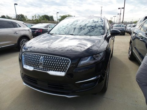 Infinite Black Metallic 2019 Lincoln MKC AWD